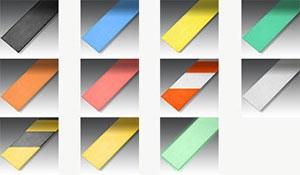 dauerhafte bodenmarkierung farben