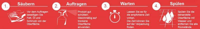 Anti Rutsch Beschichtung für Bäder anweisungen