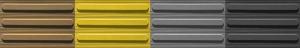 Blyndenleitsystem-rippen-farben