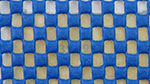 Textil Anti Rutsch Klebeband blau