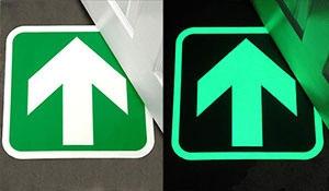 Für bessere Sichtbarkeit-zeichen